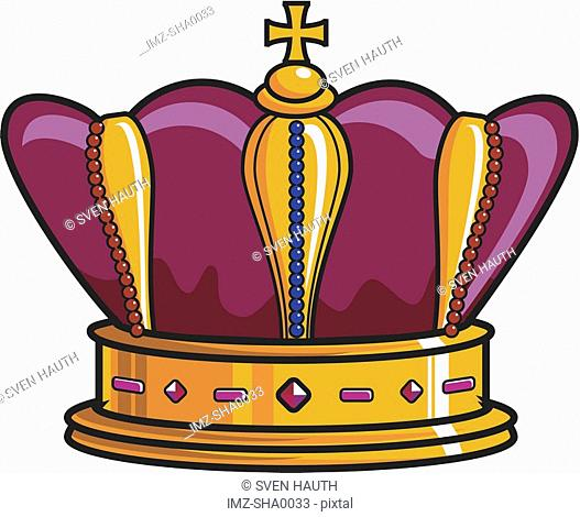A picture of a Kings crown