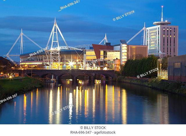 Millennium Stadium, Cardiff, South Wales, Wales, United Kingdom, Europe