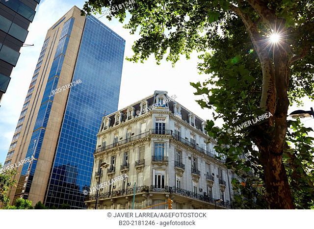 Avenida de Mayo. Buenos Aires. Argentina