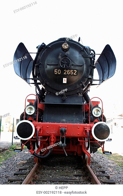 Dampflok Steam Locomotive