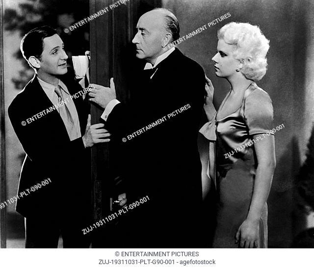 RELEASED: Oct 31, 1931 - Original Film Title: Platinum Blonde. PICTURED: LORETTA YOUNG, ROBERT WILLIAMS. (Credit Image: © Entertainment Pictures/Entertainment...