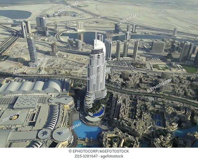 Address Downtown, Dubai, United Arab Emirates