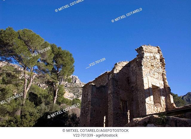 Monasterio de los Jerónimos, Alzira , Valencia , Spain