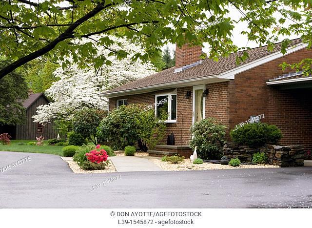 home in South Hadley, MA, USA
