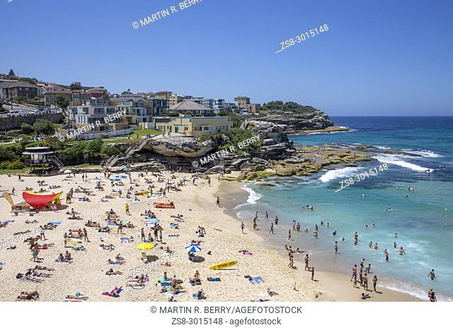 Tamarama beach in Sydney eastern suburbs