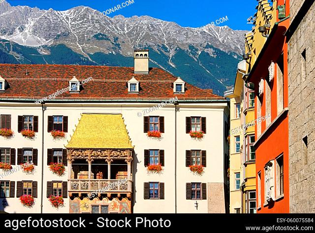Innsbruck Goldenes Dachl - Innsbruck Golden Roof 03
