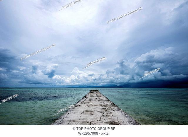 Sea of Taketomi Island, Okinawa, Japan