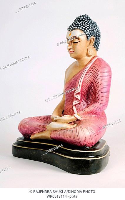 Statue of lord gautam buddha , India