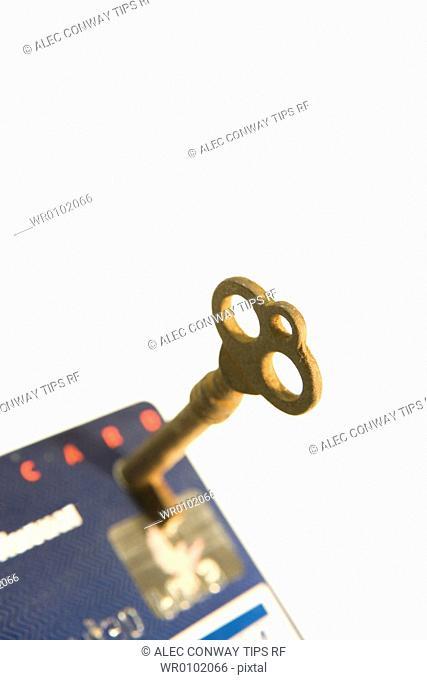 Key, card
