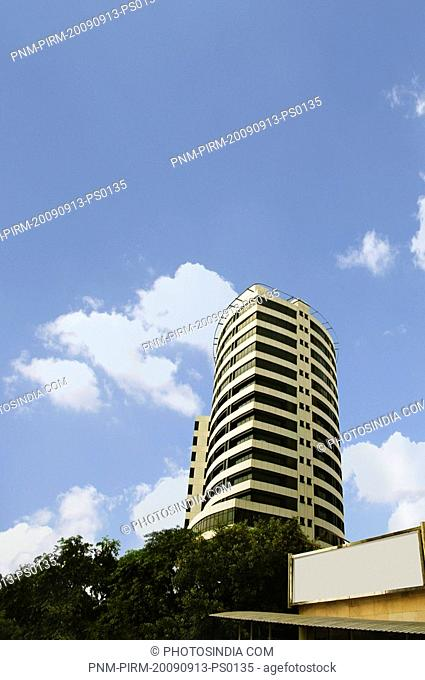 Buildings in a city, Gopal Das Building, Connaught Place, New Delhi, India