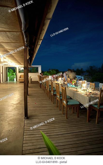Ibo Island Lodge and New Year eve celebration, Quirimbas Archipelago, Northern Mozambique