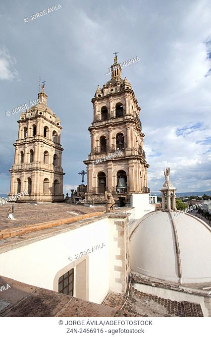 Cathedral, Durango, Mexico