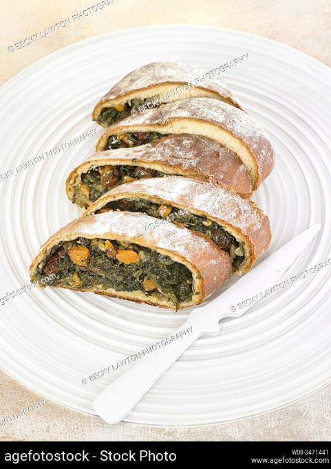 roulade de espinacas / spinach roulade