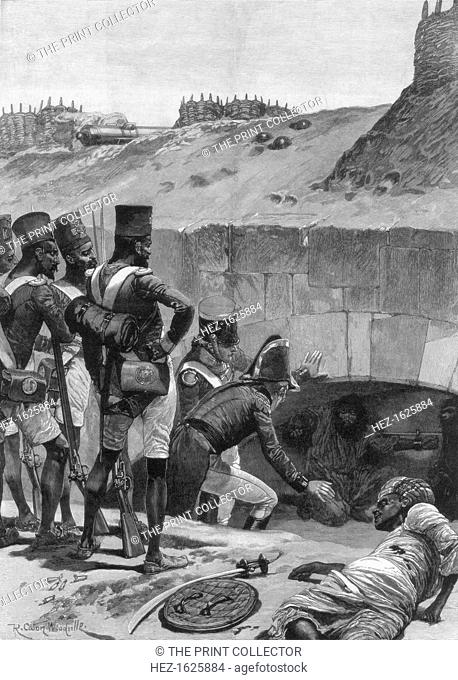 Finding the British prisoners under the casemates in the fortifications, 1894. In the Fourth Anglo-Mysore War in 1799, the Battle of Seringapatam was the final...