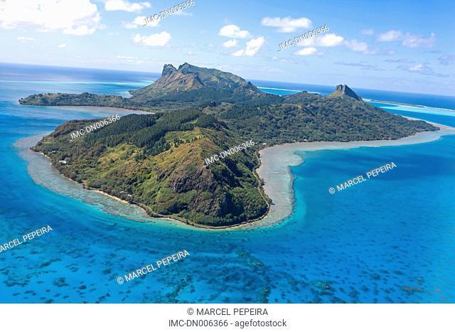 French Polynesia, Austral islands, Raivavae island