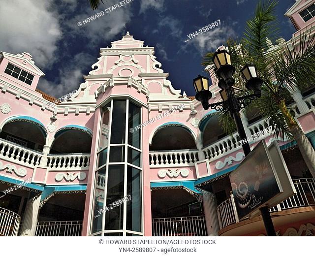 Royal Plaza Mall in Oranjestad, Aruba