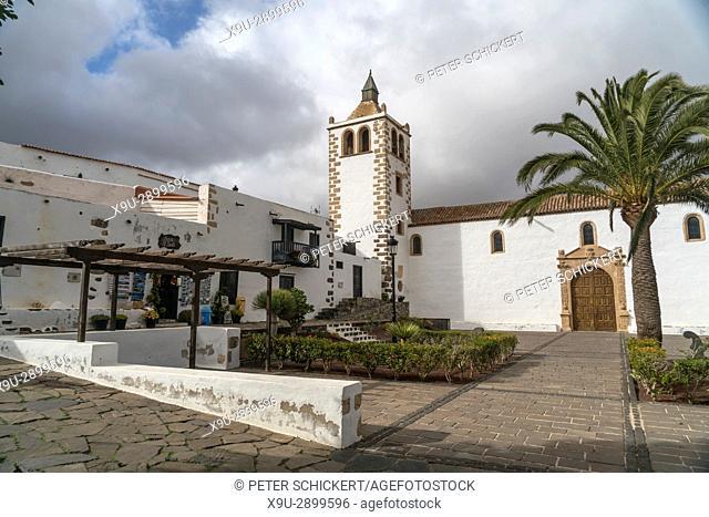 Church of Santa Maria de Betancuria, Fuerteventura, Canary Islands, Spain