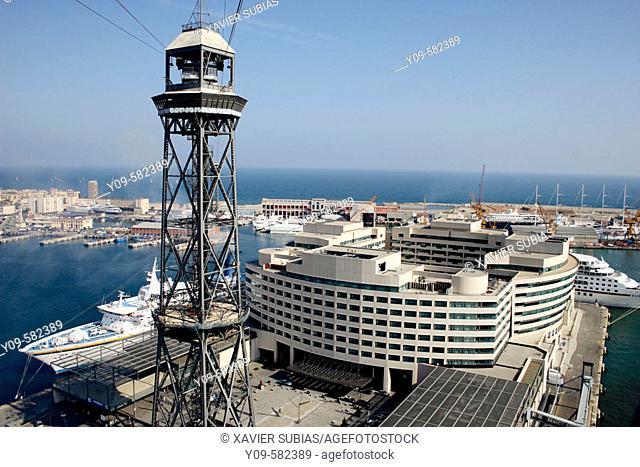 World Trade Center. Barcelona. Spain