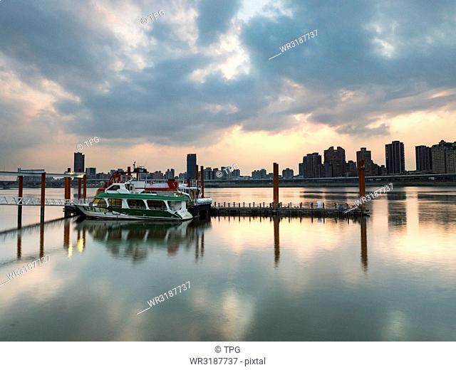 Dadaocheng Wharf