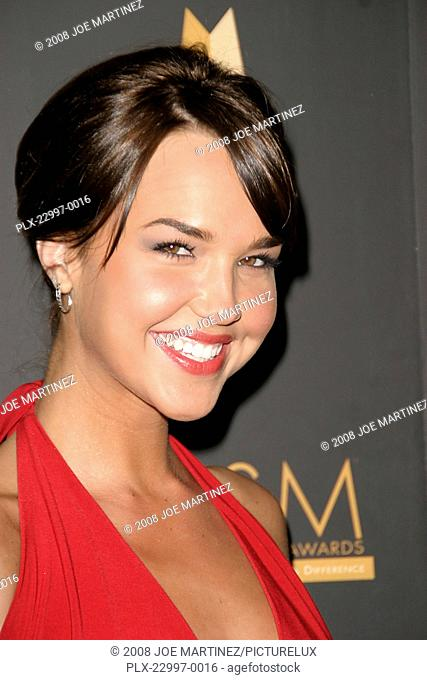 11th Annual Prism Awards (Arrivals) Arielle Kebbel 4-24-2007 / Beverly Hills Hotel / Beverly Hills, CA / Photo by Joe Martinez