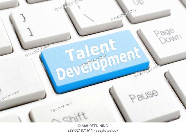 Talent development on keyboard