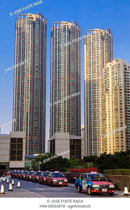 Hong Kong City, , Kowloon District new development