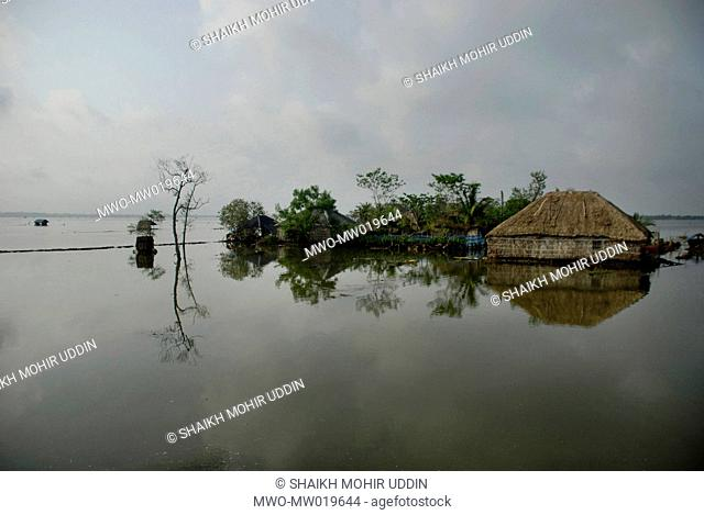The hurricane Aila struck the coastal areas of Bangladesh on May 25, 2009 causing severe damage to crops, homes and lives About 200 people died and more than...