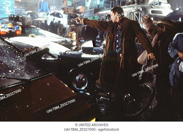 Blade Runner / Harrison Ford / Blade Runner (Director's Cut)
