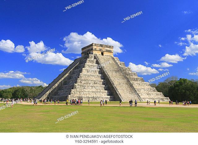 Chichen Itza, Yukatan, Mexico