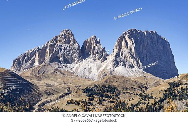 Italy. Alps. Dolomites