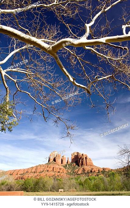 Cathedral Rock View at Crescent Moon Ranch - Sedona, Arizona