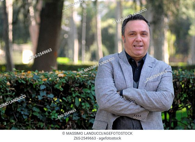 Gabriele Cirilli; cirilli ; actor; celebrities; 2015; rome; italy; event; photocall ; matrimonio al sud