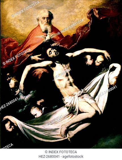 The Holy Trinity', by José de Ribera