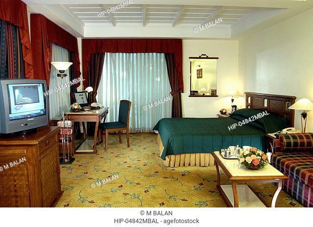 INTERIORS OF MUTHOOT PLAZA HOTEL TRIVANDRUM