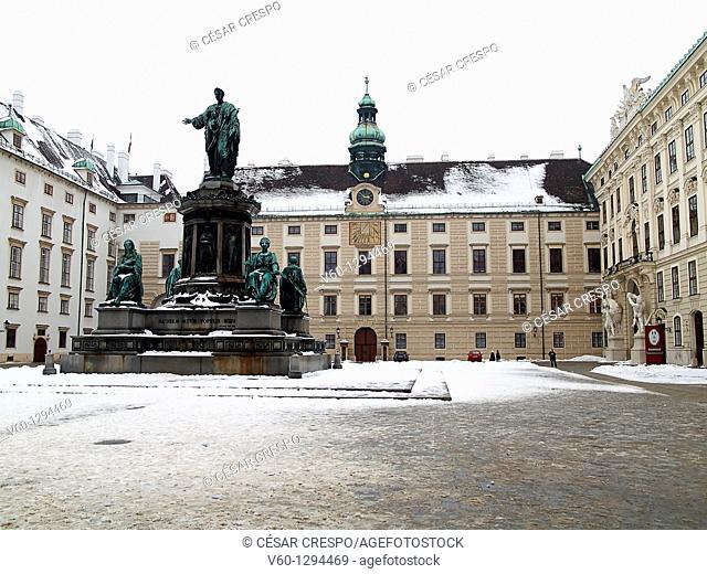 -Wien in Winter- Austria