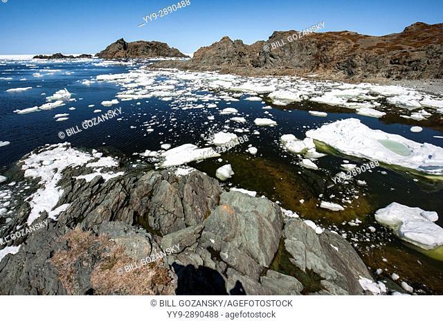 Sleepy Cove - Crow Head, Twillingate, Newfoundland, Canada