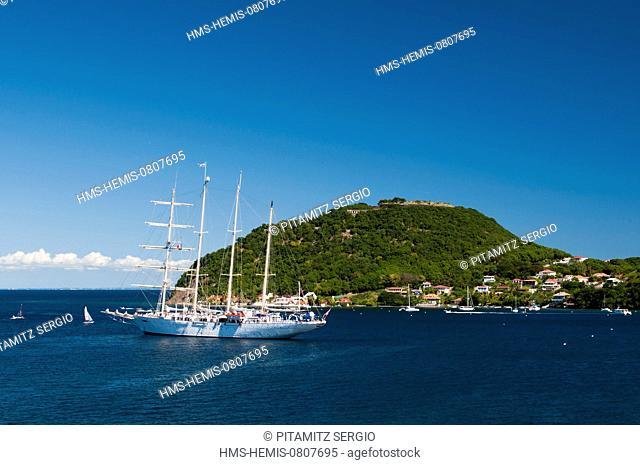 France, Guadeloupe (French West Indies), Les Saintes, Terre de Haut