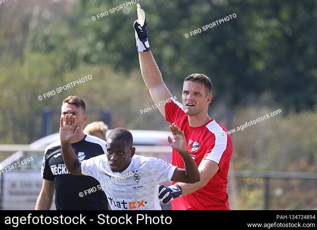 firo: 08/12/2020, Fuvuball: Soccer: 1st Bundesliga. Season 2020/21 Test match VfL Borussia Mv? Nchengladbach, Gladbach Borussia Monchengladbach - SC Verl