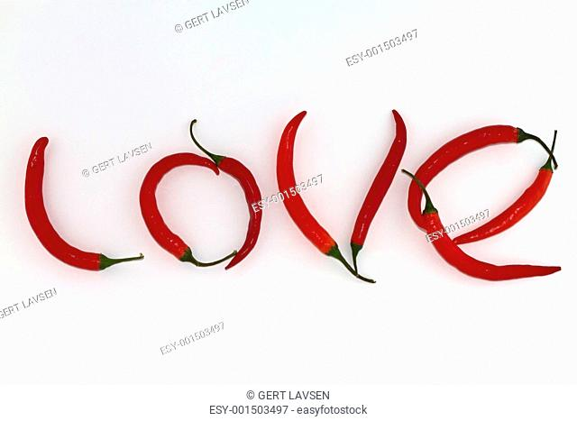 Red Hot Chili Love