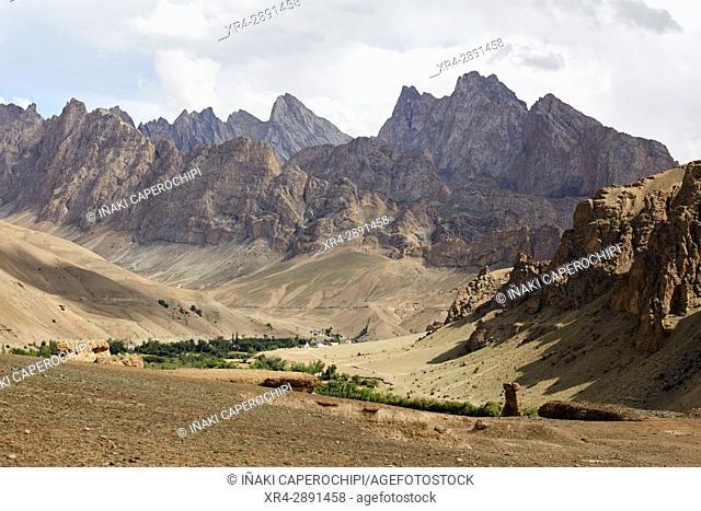 Wakha Valley, Gyal, Ladakh, India