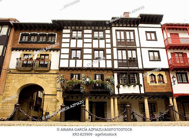 Hondarribia, Gipuzkoa, Basque Country, Spain