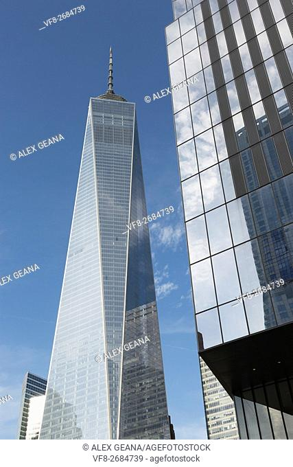 One World Trade Center also known as the Freedom Tower, is the name of two buildings in New York City's Lower Manhattan. Itâ