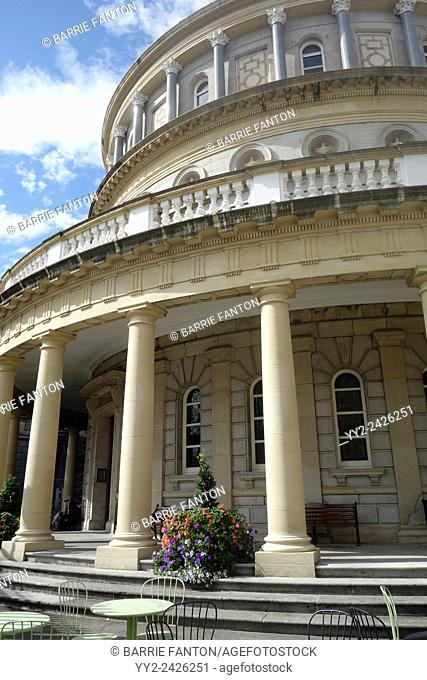 National Library, Dublin, Ireland, Europe