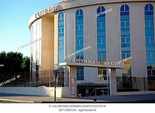 Cumbria Hotel in the city of Ciudad Real, Spain