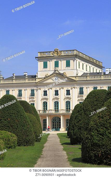 Hungary, FertŠ'd, Esterházy Castle,