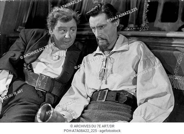 Captain Kidd  Year: 1945 USA Charles Laughton, John Carradine Director: Rowland V.Lee. WARNING: It is forbidden to reproduce the photograph out of context of...