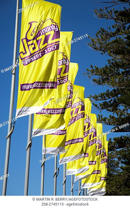 Manly Beach Jazz Festival, Sydney, Australia