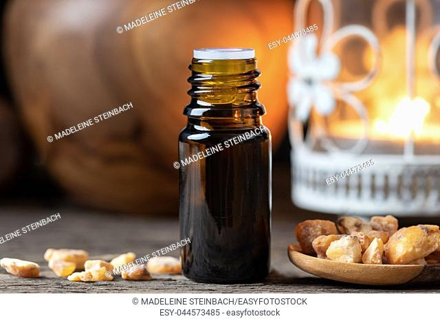 Styrax benzoin essential oil and resin