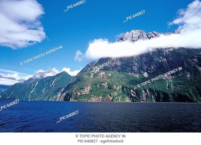 Milford Sound,South Island,New Zealand