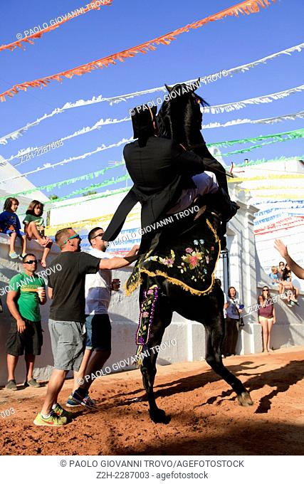 'Jaleo' traditional festival, Sant Climent, Mao, Menorca, Balearic Islands, Spain